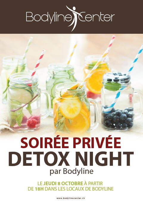 Detox Night de Bodyline