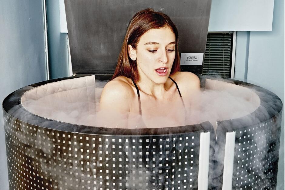 Tout savoir sur la cryothérapie !