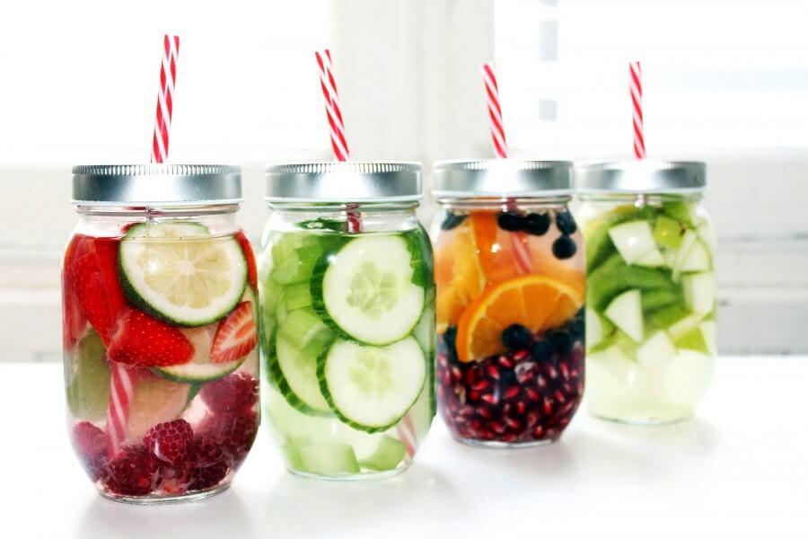 Quelles boissons détox pour l'été ? - Bodyline Center
