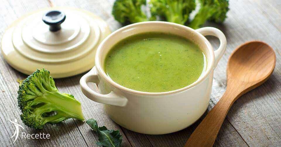 Soupe de Brocolis