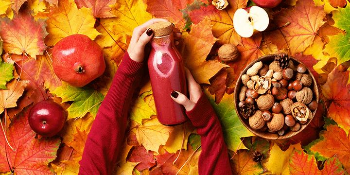 Détox d'automne : votre programme pour garder la ligne sans stress !