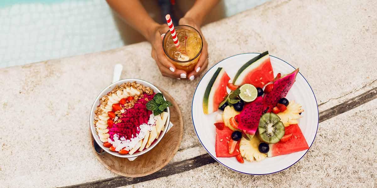 Que manger en été pour rester mince